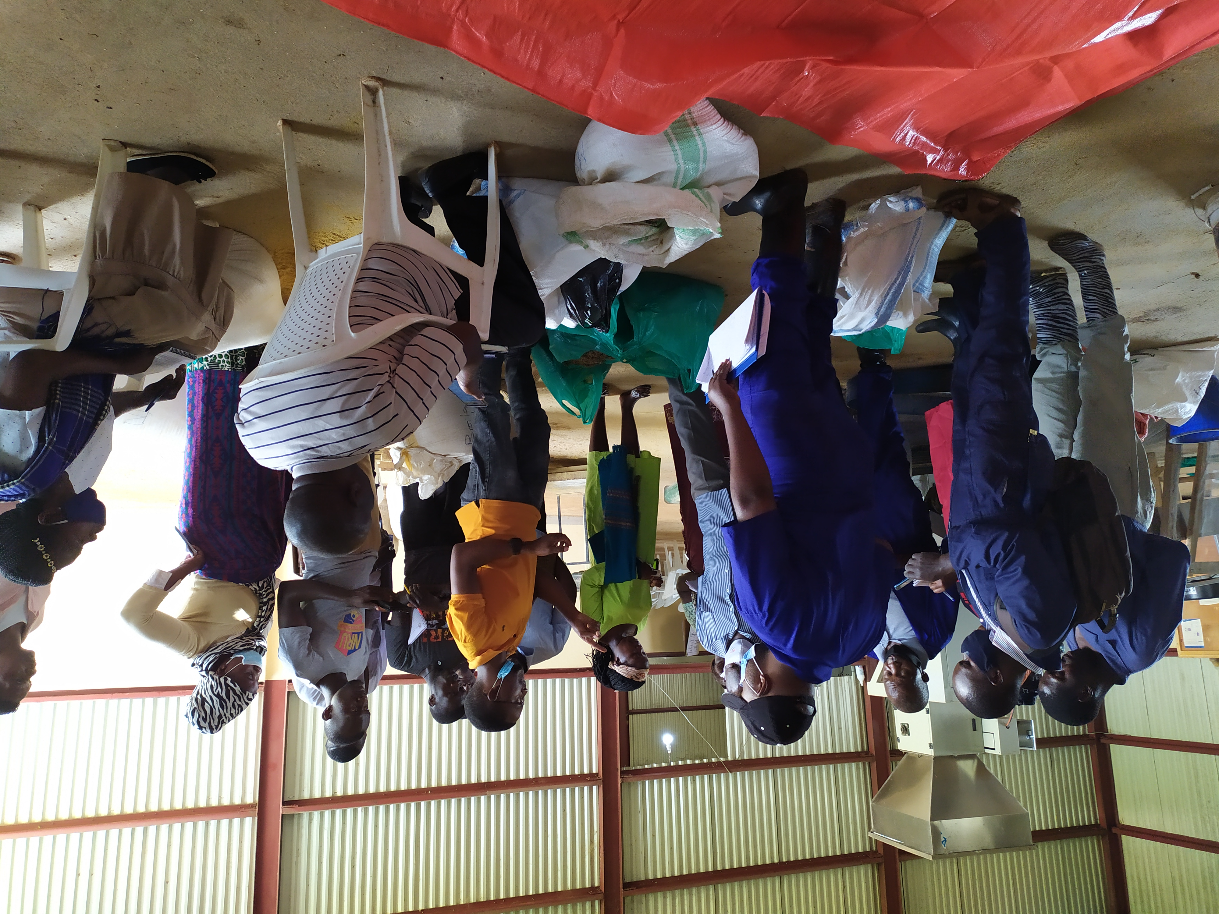 Feed Industry and community Development