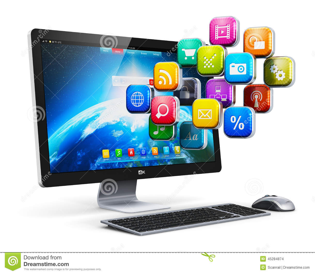 Specialized computer applications